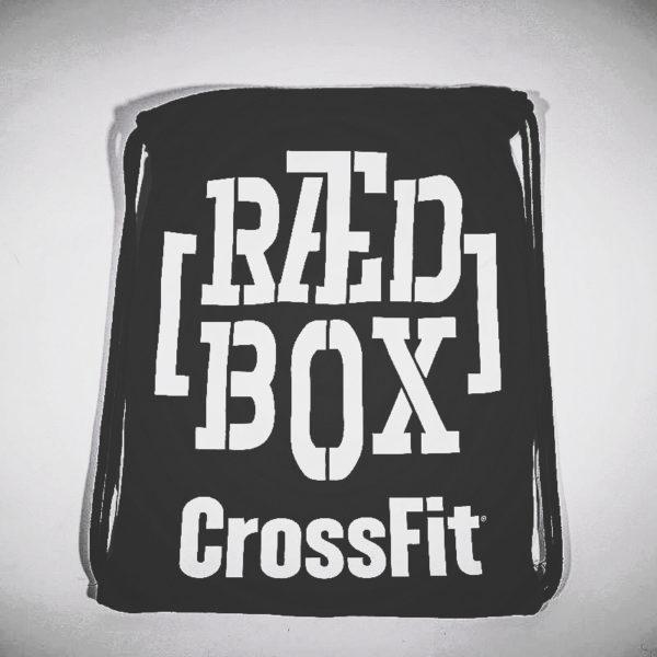 gymbag raedbox merch crossfit